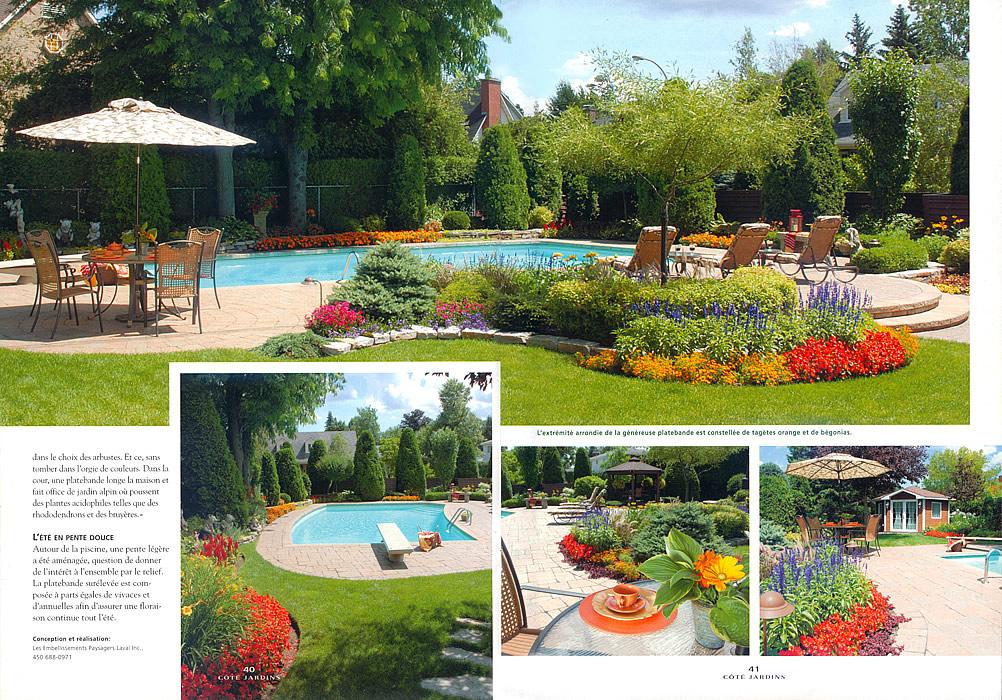 Amenagement jardin pente douce nancy 2832 - Jardin pente rocaille montpellier ...