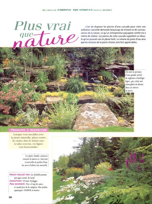 Beaux Jardins Du Québe Spectaculaire - Discoverymu